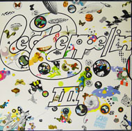 Led Zeppelin Vinyl (Used)