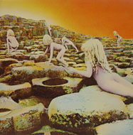 Led Zeppelin Vinyl (Used)