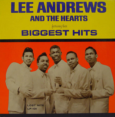 """Lee Andrews And The Hearts Vinyl 12"""" (Used)"""