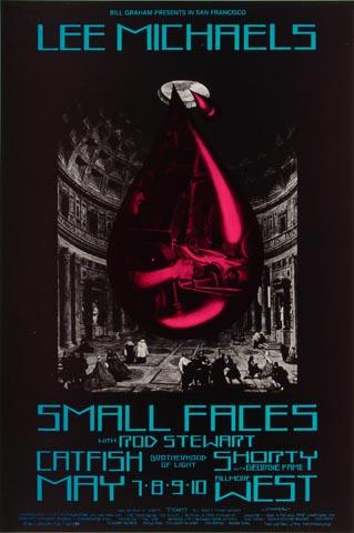 The Small Faces Handbill