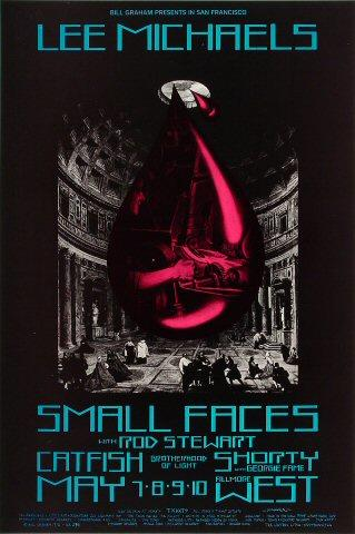 The Small Faces Poster