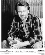 Lee Roy Parnell Promo Print