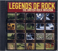 Legends of Rock - The British Rock Invasion CD