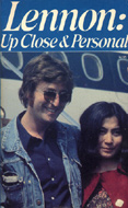 Lennon: Up Close & Personal Book