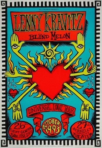 Lenny Kravitz Poster