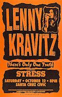 Lenny Kravitz Poster