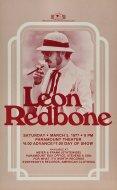 Leon Redbone Poster