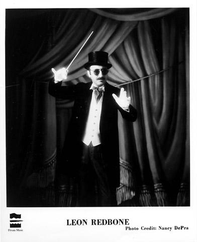 Leon Redbone Promo Print