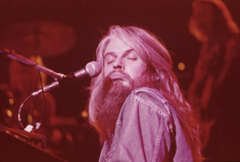 Leon Russell Fine Art Print