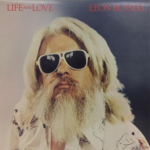 Leon Russell Vinyl (Used)