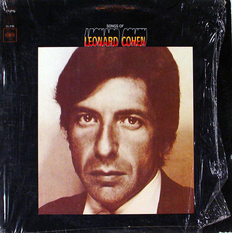 Leonard Cohen Vinyl (Used)
