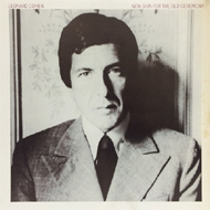 Leonard Cohen Vinyl