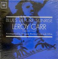 Leroy Carr Vinyl (New)