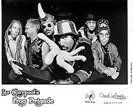 Les Claypool's Frog Brigade Promo Print