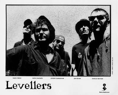 Levellers Promo Print
