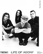 Life Of Agony Promo Print
