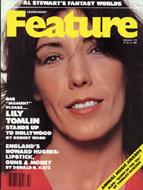 Lily Tomlin Crawdaddy Magazine