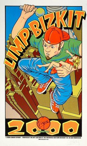 Limp Bizkit Poster