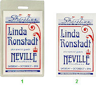 Linda Ronstadt & The Nelson Riddle Orchestra Laminate