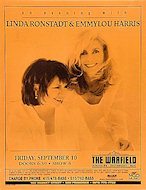 Linda Ronstadt Handbill