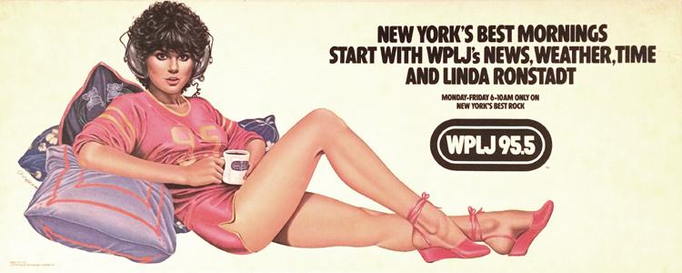 Linda Ronstadt Poster