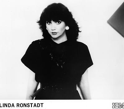 Linda RonstadtPromo Print