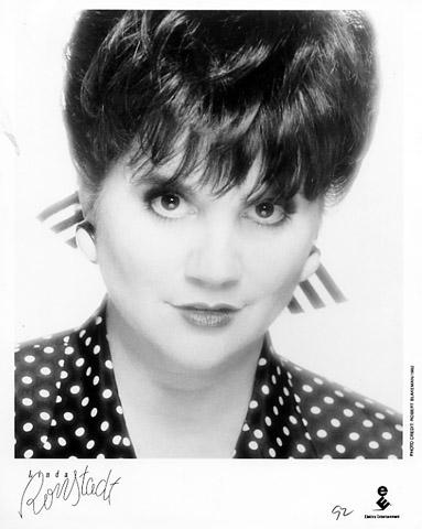Linda Ronstadt Promo Print