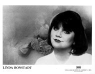 Linda Ronstadt Promo Print