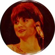 Linda Ronstadt Vintage Pin
