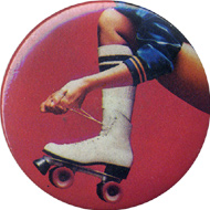 Linda Ronstadt Vintage Pin