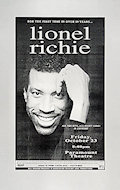 Lionel Richie Poster