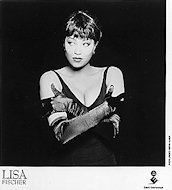 Lisa Fischer Promo Print