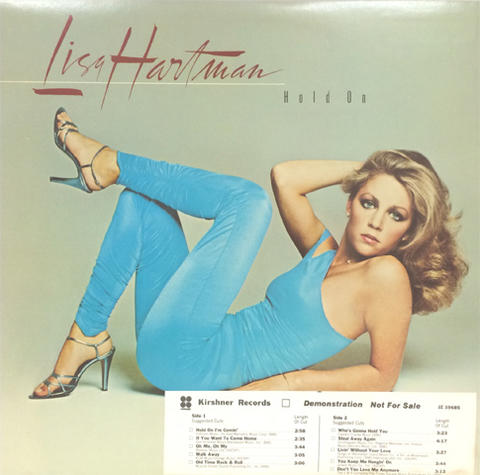 Lisa Hartman Vinyl (Used)