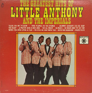 Little Anthony & the Imperials Vinyl