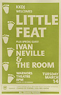 Ivan Neville and the Room Poster