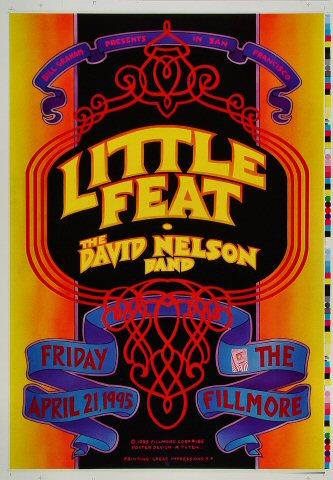 David Nelson Band Proof