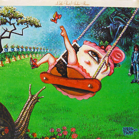 Little Feat Vinyl (Used)