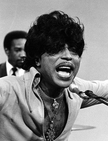 Little Richard Fine Art Print