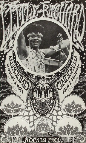 Little Richard Poster