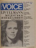 Liv Ullmann Magazine