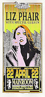 Liz Phair Handbill
