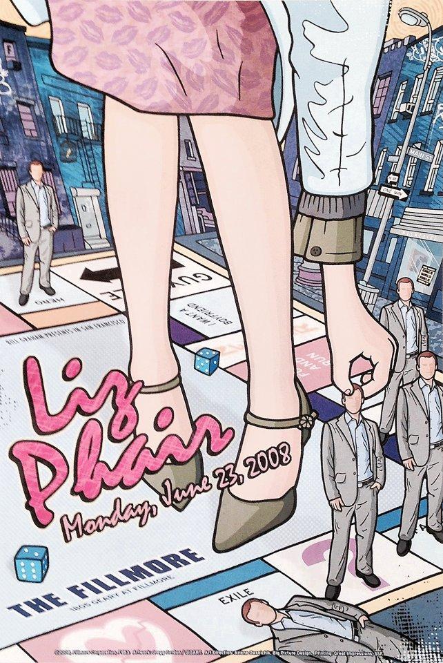 Liz Phair Poster