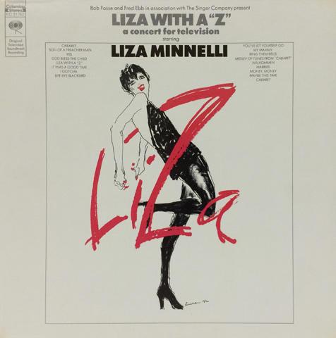 Liza Minnelli Vinyl