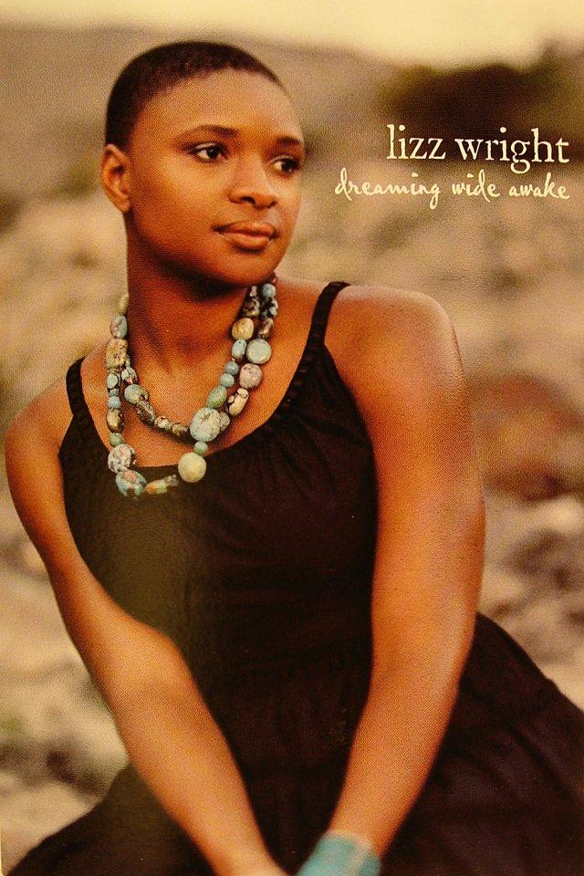 Lizz Wright Postcard