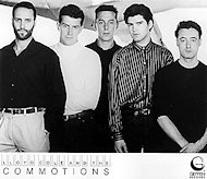 Lloyd Cole and the Commotions Promo Print