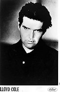 Lloyd Cole Promo Print
