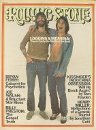 Loggins and Messina Rolling Stone Magazine