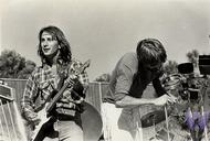 Loggins and Messina Vintage Print