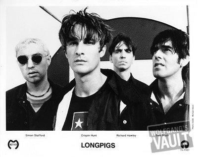 Longpigs Promo Print