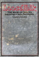 Loose Talk Book